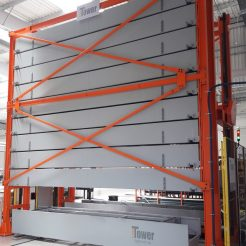 specma long goods automated storage system