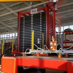 ventiair sheet metal storage