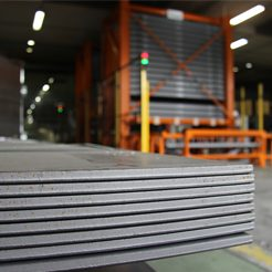 applications for automated sheet metal storage