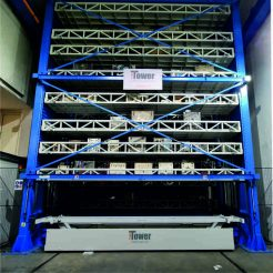 automated storage system for hagleitner