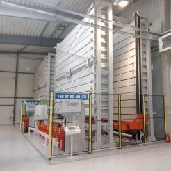 automated storage system for lenze