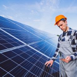 storage for solar mirrors